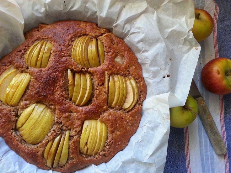 Aloha Cafe: Meu querido mês de Julho [bolo de maçã]