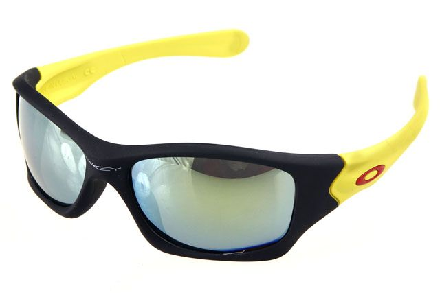 Oakley Radar Range Sunglasses Black Yellow Frame Lightblue Lens , sales promotion  $16 - www.hats-malls.com