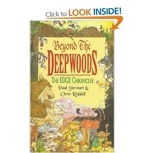 Beyond the Deepwoods (The Edge Chronicles: 1)   Chris Riddell , Paul Stewart