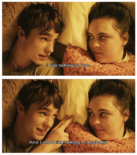 My Mad Fat Diary. This made me smile.
