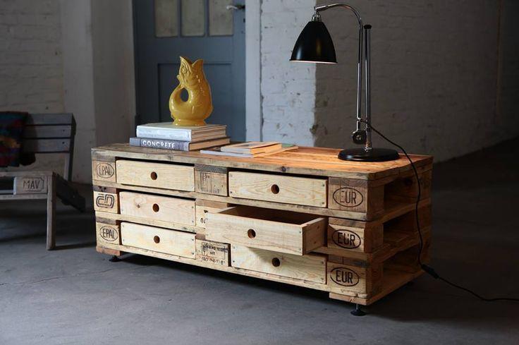 sideboard pallets