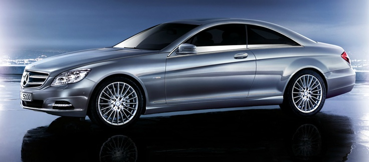 Mercedes-Benz CL-Class. Luxury that reflects the pinnacle of what is achievable rather than extravagance.