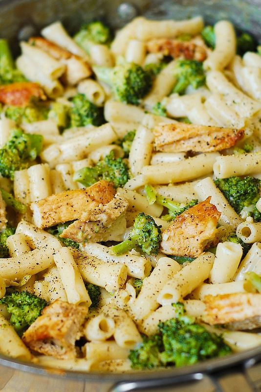 foodffs:   Chicken Broccoli Alfredo Really nice recipes. Every hour. Show me what you cooked!