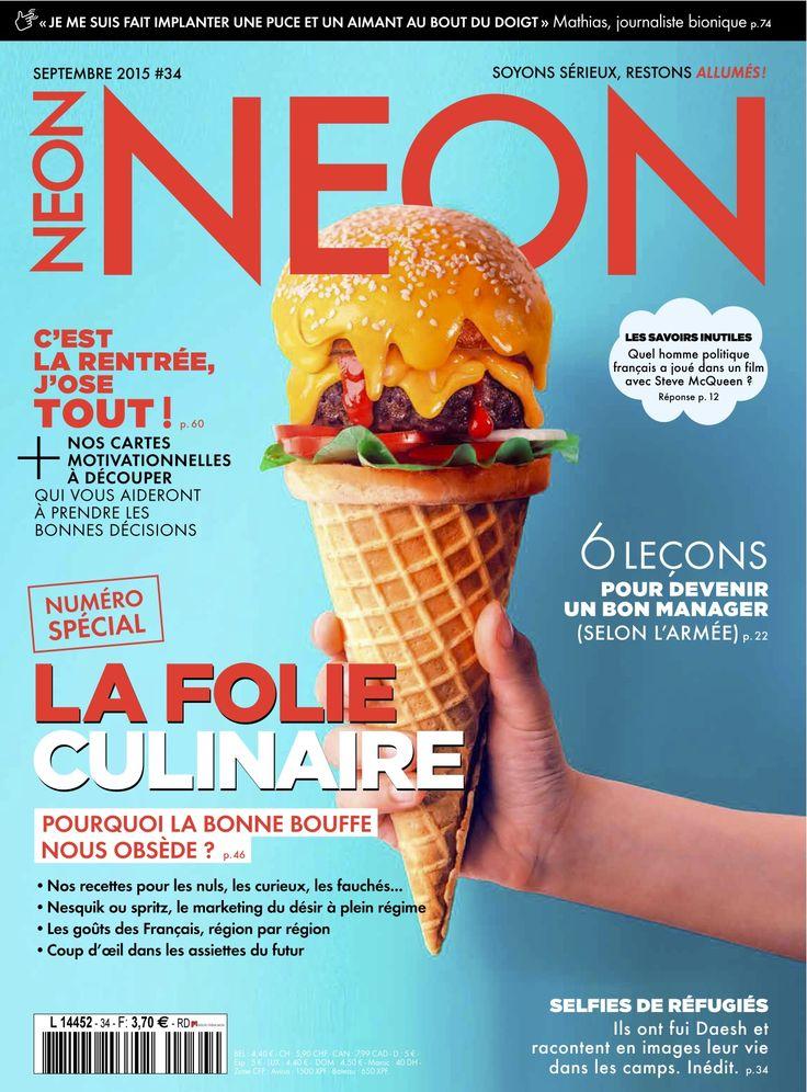 Magazine NEON n°34 - septembre 2015