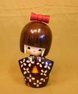 Kokeshi Doll   China Pete's