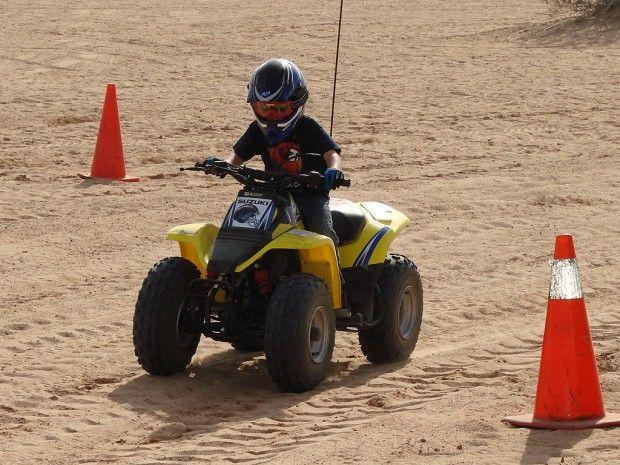 Kids ATV VS Dirt Bike for Kids