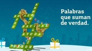 """""""Palabras que suman"""", la iniciativa solidaria de Movistar junto a la app móvil Apalabrados #cobranding"""
