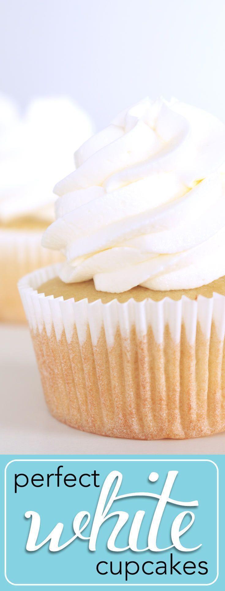 The perfect wedding cupcake is here! Beautifully w… | wedding | cupcake | white cupcake | #weddingcupcake #whitecupcake #cupcake