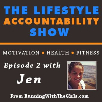 2: Jen shares her story of running and staying healthy while being a busy mom ( with @jen Boudreau )