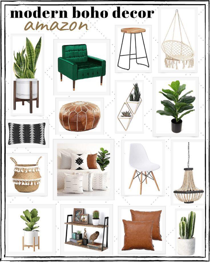 Affordable Boho Decor Ideas Boho Living Room Decor Boho Bedroom Decor Modern Boho Decor