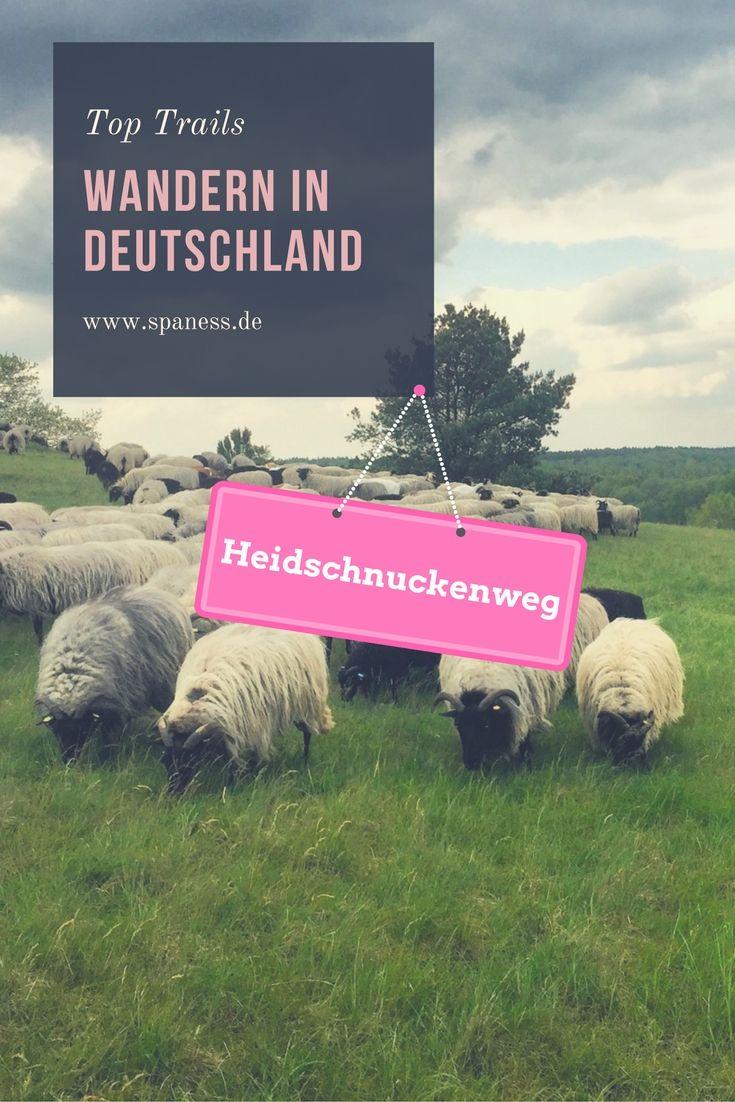 Wandern / Wandern Deutschland / Heidschnuckenweg