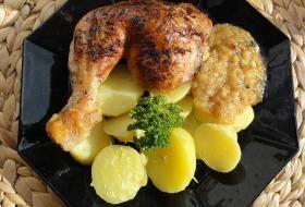 Jak upéct kuře netradičně   recept