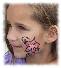 Face paintings, How to face paint and Easy face painting ...