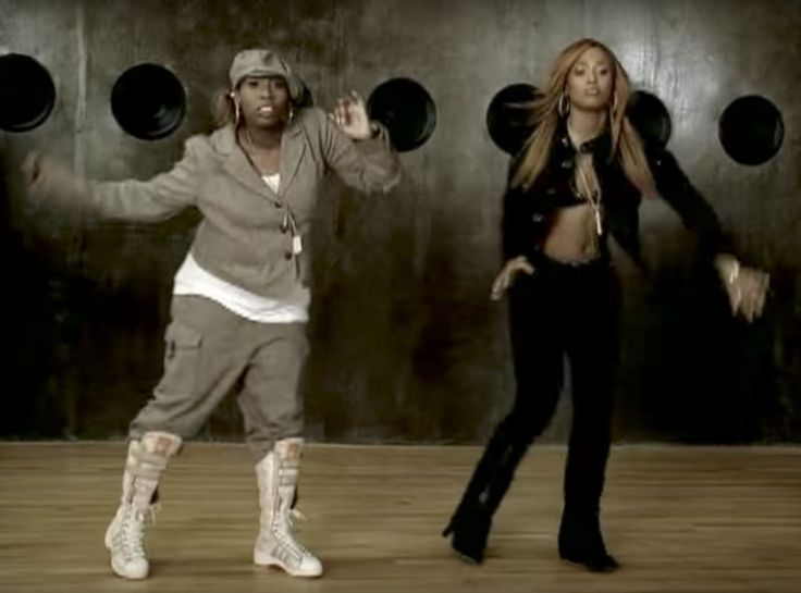 Why we're dancing to this: Because if being in that Missy video doesn't work out, I can audition for a Ciara video, right?