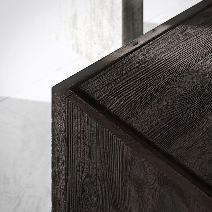 #H.HT kitchen program by Heron Lab #kitchens #modernkitchens #madeinitaly #wood #woodenkitchen #architecture #interiordesign