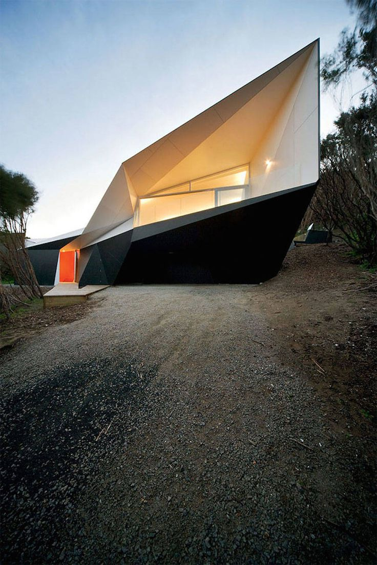 Superb Geometric Home in Australia – Fubiz Media
