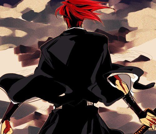 renji junk by ~naktata on deviantART by Mai Ume | We Heart It