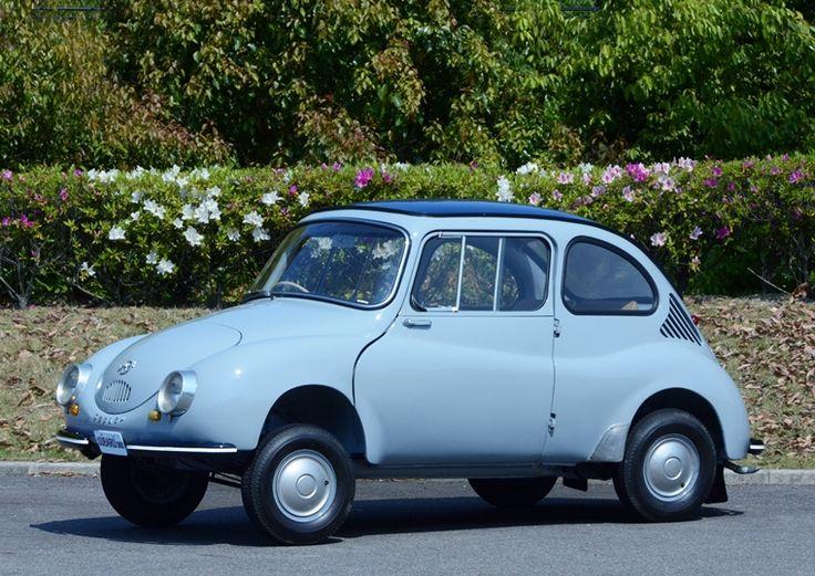 Subaru 360 Model K111 (1958/Japan)