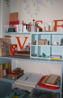 leuk grote houten letters