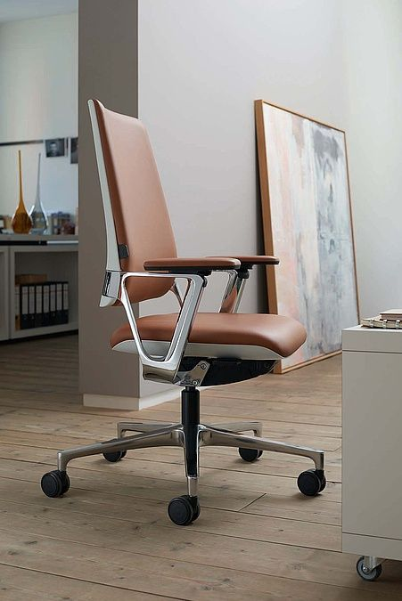 Siege De Bureau Design Finition Cuir Fauteuil Bureau Design Chaise De Bureau Design Siege De Bureau