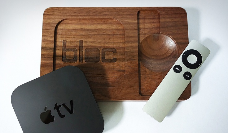 Cool Stuff We Like Here @ CoolPile.com ------- << Original Comment >> ------- Bloc for AppleTV