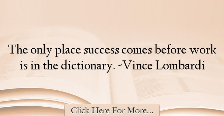 Vince Lombardi Quotes About Work - 74436 Read More http://www.trendquotes.com/vince-lombardi-quotes-about-work-74436/
