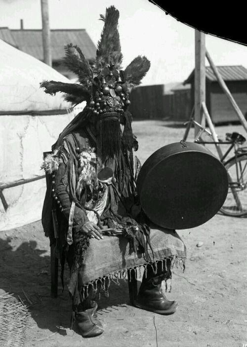 583 Best Shamanism Costume Mask Belt Mirror