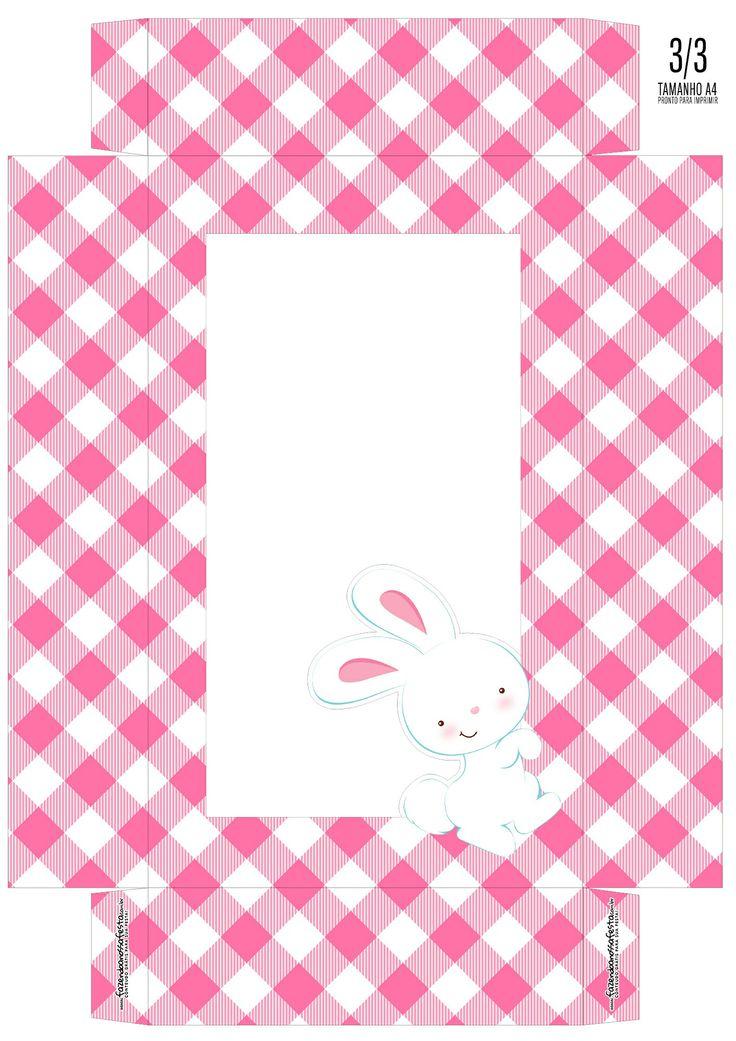 Tapa de caja rectangular