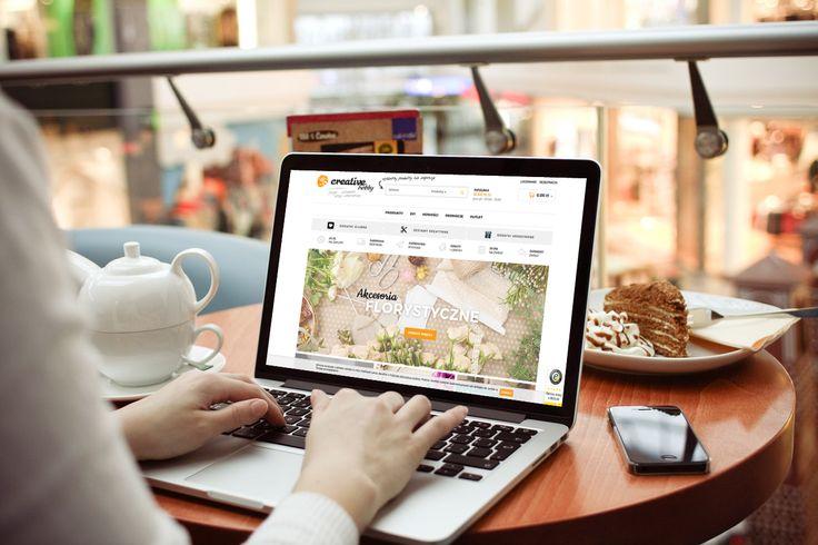 Zmieniamy się dla Was! Jak? Odpowiedź znajdziecie na nowej stronie naszego sklepu: www.creativehobby.pl :) Zapraszamy :)