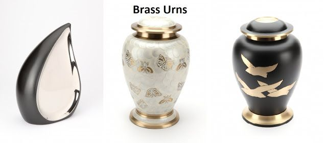 Perfect Way to Preserve Beloved Memory Brass Cremation Urns  There are the wide variety of Cremation urns you can choose from which range in different style from classic to modern look. Found in bronze, wood, brass and stainless steel. Among all other urns Brass #Cremation urns can last through the centuries without any loss in texture and beauty. They signify perfect burial #Urns and can be placed on a shelf at home, or in a mausoleum or in the #Casket too.