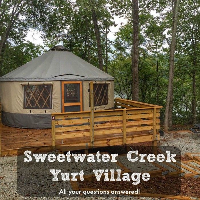 What does a yurt look like inside? Can I bring my dog to the yurts? What about bathrooms? We know there are tons of questions about the new yurts at Sweetwater Creek State Park-  Atlanta's closest state park – and that's why we put together this Q&A after our stay there! Did we miss one of your questions? Hit us up in the comments and we'll gladly answer!