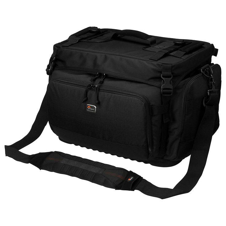 Lowepro Magnum 650 AW Shoulder Bag (Black) * Visit the image link more details. (This is an Amazon Affiliate link)