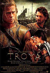 Cartel de la película Troya
