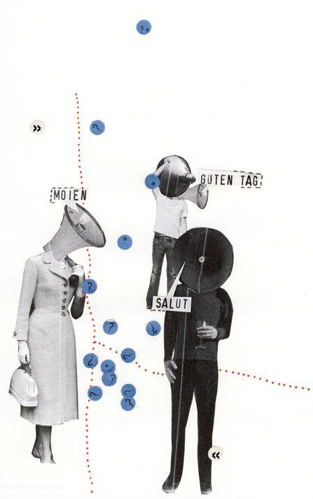 DFL :: Illustrations by bianca maaß, via Behance
