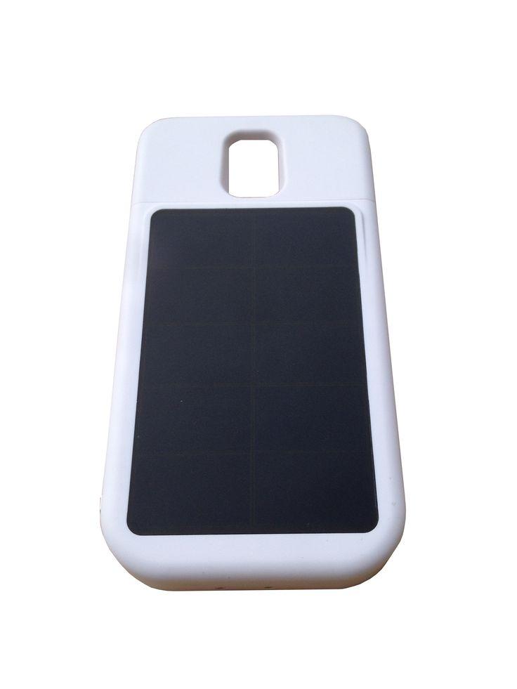 Cover per Samsung Galaxy S5 con pannello solere incorporato per poter caricare il tuo telefono in ogni momento e quando vuoi!! Scoprili tutti..
