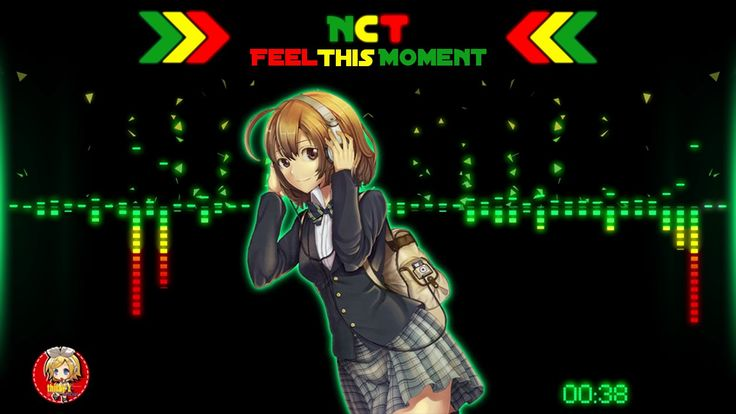 Nightcore - Feel This Moment Remix