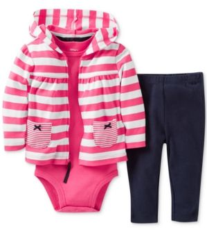 #Carter's                 #kids                     #Carter's #Baby #Girls' #3-Piece #Jacket, #Bodysuit #Pants                    Carter's Baby Girls' 3-Piece Jacket, Bodysuit & Pants Set                                               http://www.snaproduct.com/product.aspx?PID=5499607