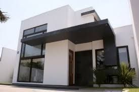 Resultado de imagen para fachadas de casas modernas en mexico #casasmodernasfachadasde