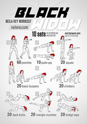 Black Widow Workout... Will i obtain her skill set maybe start mentoring Captain America?
