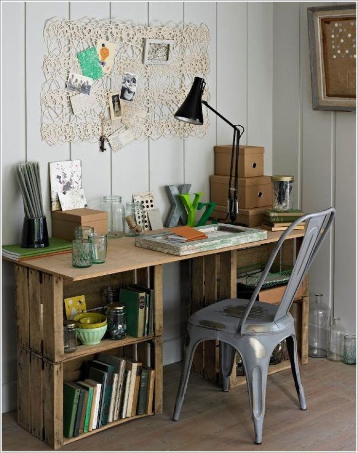 17 meilleures id es propos de vieilles cagettes en bois - Ou trouver des palettes en bois ...