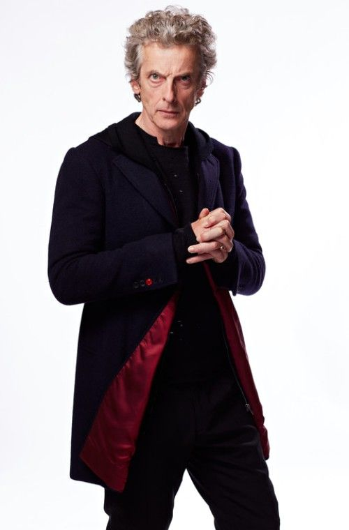 doctorfriend79:   The Twelfth Doctor (Peter Capaldi)   Yes, please. I hope he keeps his hair long like this for series 10.