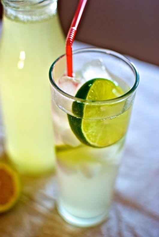 Ginger ale, limonada de jengibre, receta de la India con Thermomix « Thermomix en el mundo