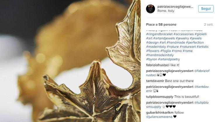 Patrizia Corvaglia Gioielli | moda | lusso | eccellenza | splendidi gioielli | #pattygioielli | #Roma #patriziacorvagliagioielli | Gioielli Roma | eccellenza | lusso