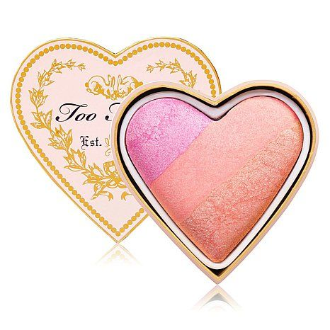 sweethearts faced candy blush