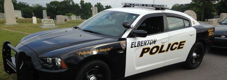 Elberton Police Department - Elberton, GA #georgia #ElbertonGA #shoplocal #localGA
