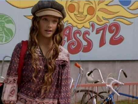 I really liked the sandlot 2 cause of Samantha Burton