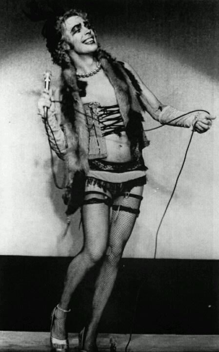 Rocky Horror Show - 1973 Frank-N-Furter