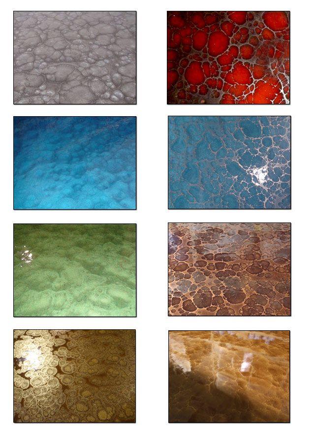 Metallic Epoxy Flooring Metro Detroit Michigan