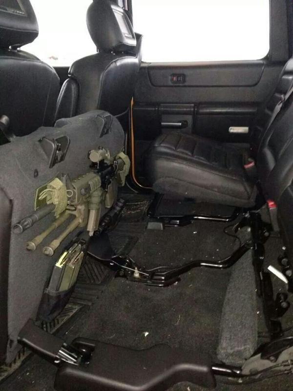 armas escondidas veículo 600 17 armas escondendo em seu veículo ou em sua senhora (35 fotos)