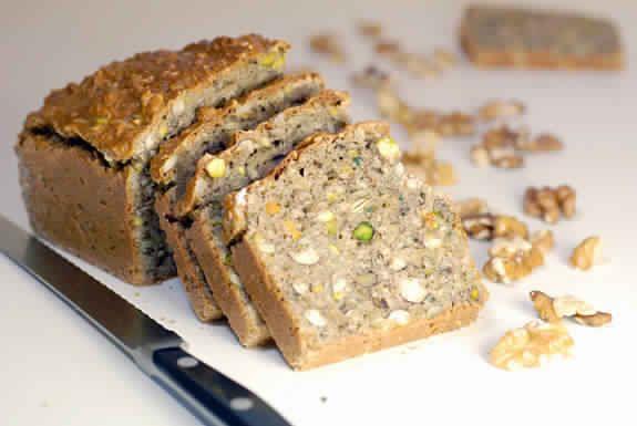 15 recettes de pains faibles en glucides ou sans gluten incroyablement bons                                                                                                                                                     Plus